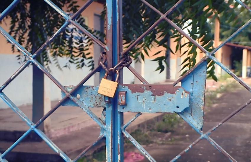População denuncia fechamento de mais de 10 escolas na Zona Rural (FOTO: Reprodução TV Jangadeiro)