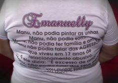 Emanuelly foi mais uma vítima de feminicídio no Ceará. (Foto: Reprodução/TV Jangadeiro)