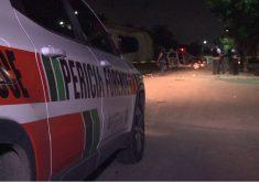 Homem é morto a pedradas e pauladas em Fortaleza (FOTO: Reprodução TV Jangadeiro)