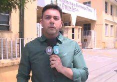 Polícia investiga hospital clandestino no Ceará (FOTO: Reprodução TV Jangadeiro)