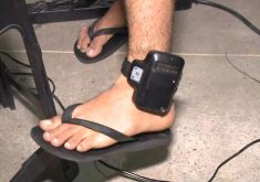 4.047 pessoas no Ceará utilizam tornozeleira eletrônica (FOTO: Reprodução Nordestv)