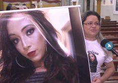 Família da transexual cearense morta em São Paulo pede justiça (FOTO: Reprodução TV Jangadeiro)