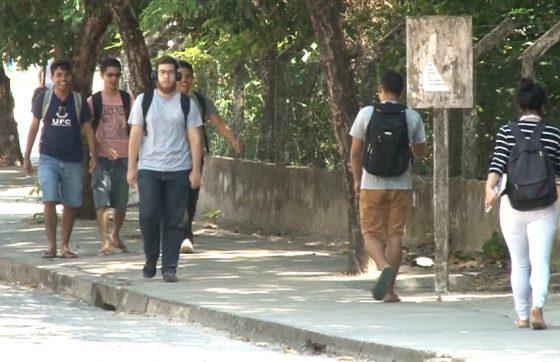 O corte será de 30% nas universidades federais (FOTO: Reprodução/TV Jangadeiro)