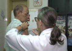 Vacinação do grupo prioritário acontece até 31 de maio. (Foto: Reprodução/TV Jangadeiro)