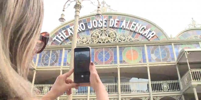 Theatro José de Alencar completa 109 anos com programação gratuita até o fim do mês