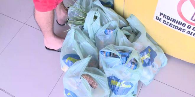 Projeto de Lei quer proibir distribuição de sacolas plásticas nos comércios do Ceará