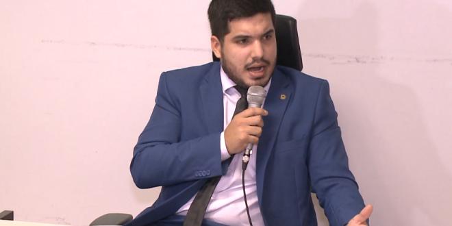 Conselho de Ética da AL decide abrir processo contra André Fernandes