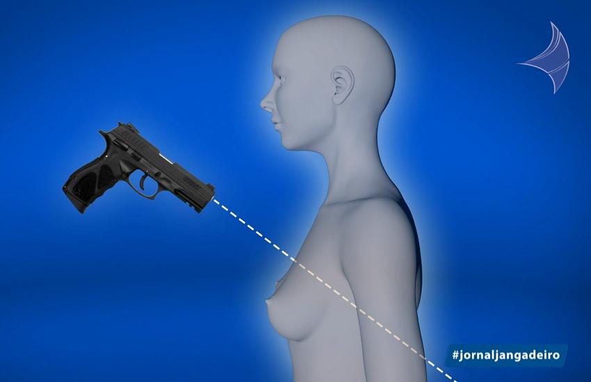 Exame de DNA deve indicar quem usou a arma que matou empresária em Fortaleza