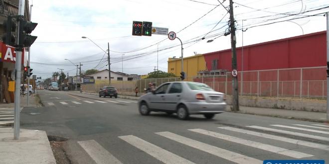 Avenida Augusto dos Anjos recebe intervenções para diminuir número de acidentes