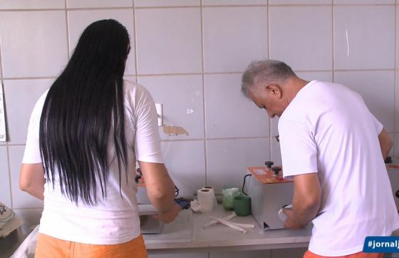 O valor é referente ao pagamento de presos por trabalhos realizados dentro das penitenciárias do Ceará (FOTO: Reprodução/TV Jangadeiro)