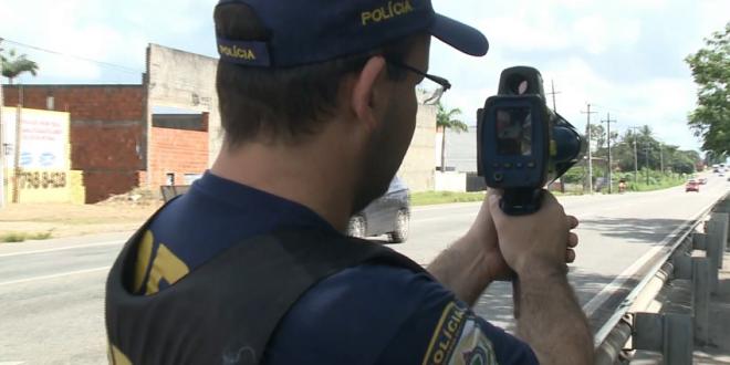 Número de radares fixos cai de 145 para 11 equipamentos em estradas federais